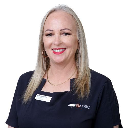 Bernadette McEwan - NZ Representative