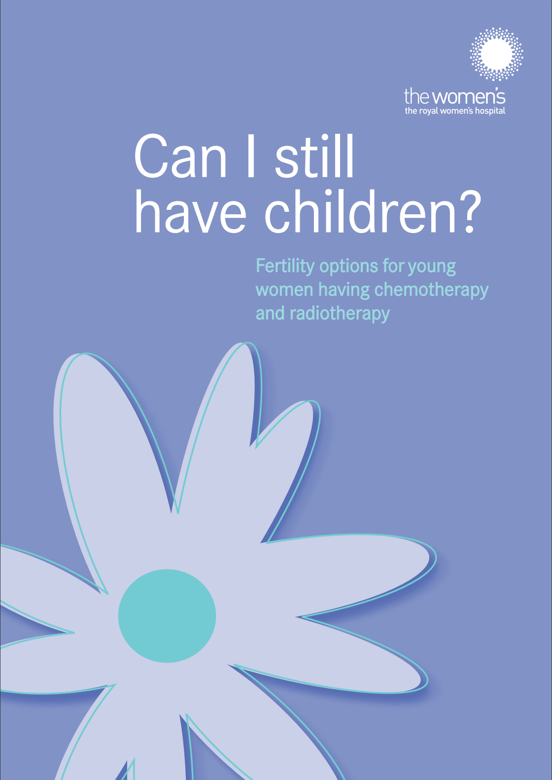 Can I still have Children - Womens Publication