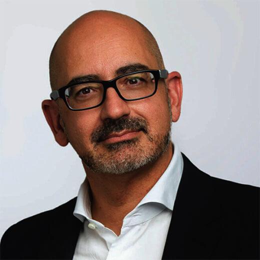 Prof Anusch Yazdani